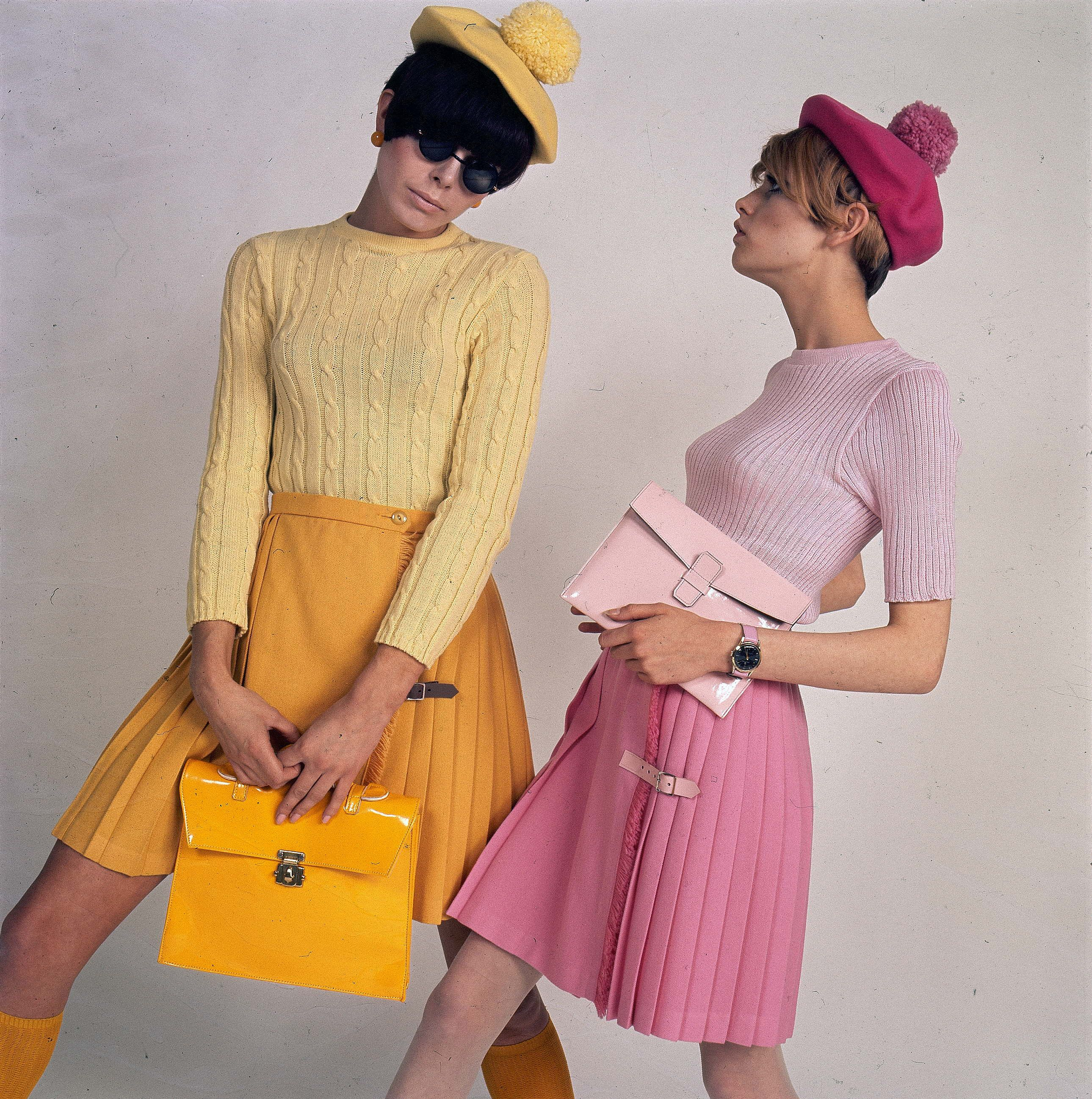 Fashions in the 60s 99