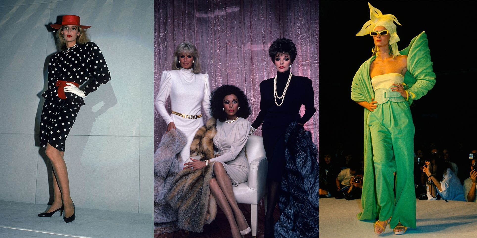 The Greatest 1980s Fashion Moments