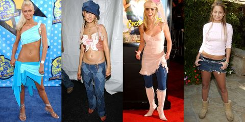 83688439535 The Worst Early 2000s Fashion and Outfits - Celebrity Outfits From ...
