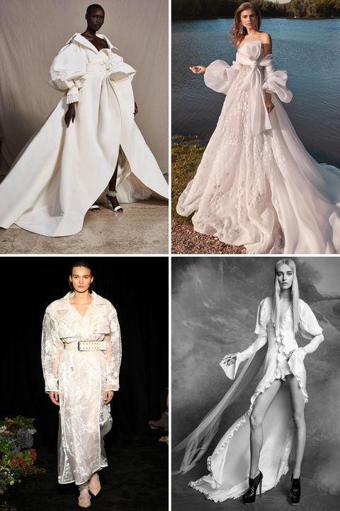 The 20 Wedding Dress Trends Of 2020 Best Wedding Dress Trends For 2020