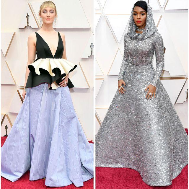Clothing, White, Fashion, Dress, Fashion model, Red carpet, Carpet, Haute couture, Flooring, Black-and-white,