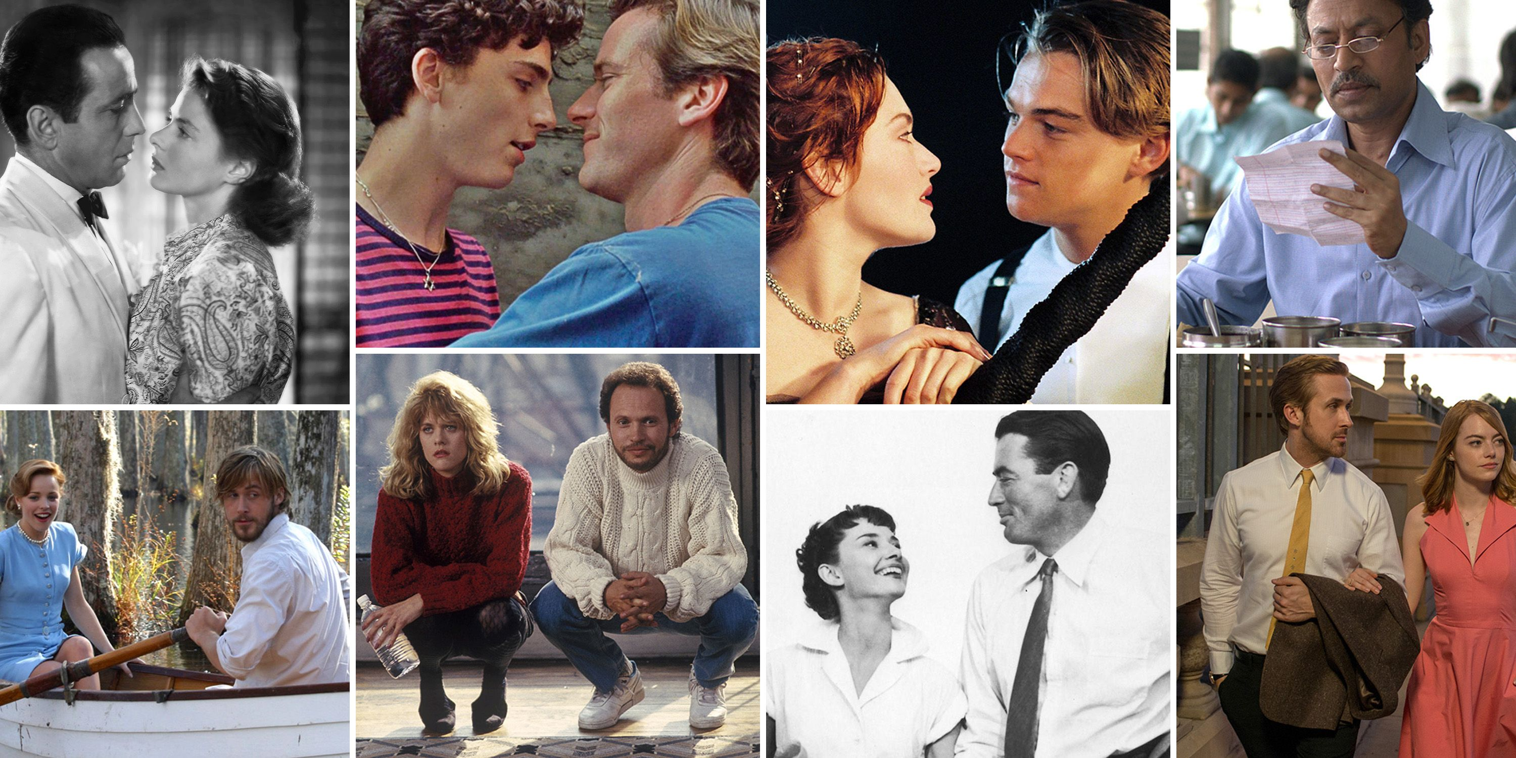 20movies about the beauty oflove inall its forms