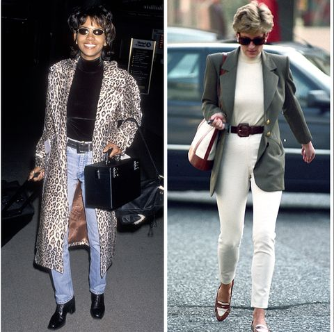 90s Fashion Trends In Bazaar Best 90s Fashion Pictures