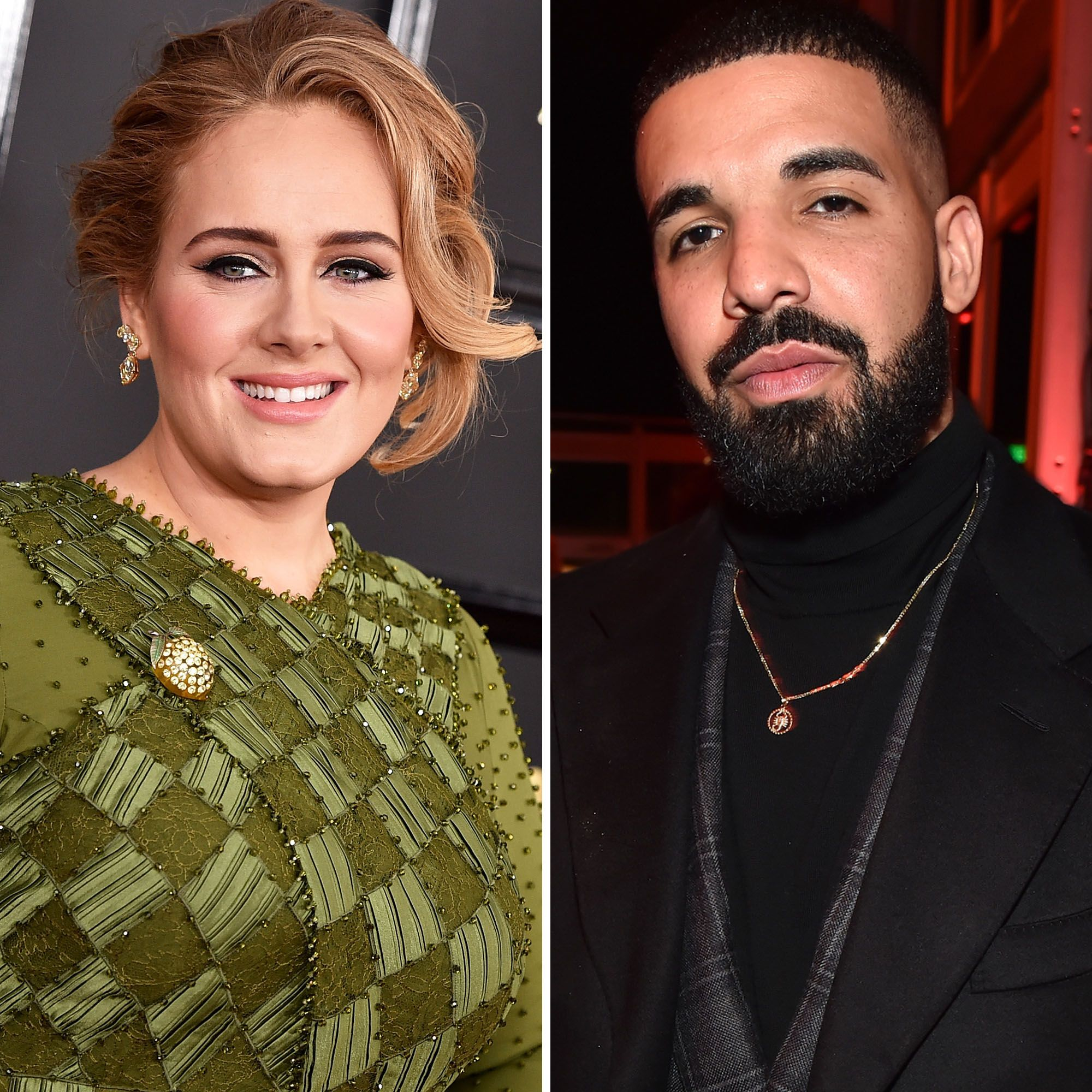 Drake And Adele Is The Celebrity Friendship We Didn't Know We Deserved