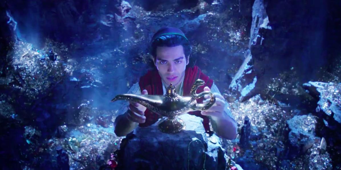 Watch the 'Aladdin' Live-Action Remake Teaser Trailer