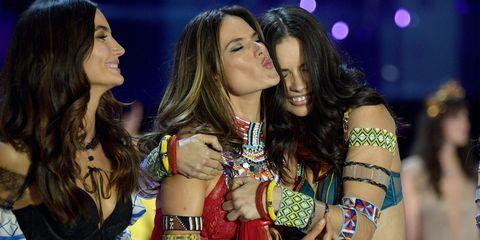 5842aa5faf See Alessandra Ambrosio s Last Walk for Victoria s Secret ...