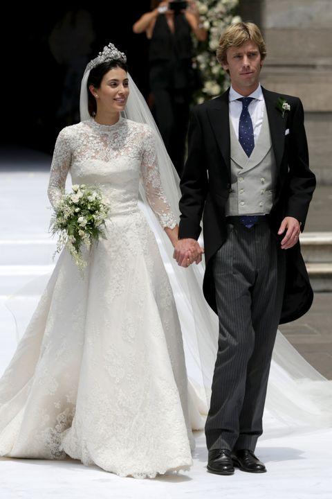 Prince Christian of Hanover and Alessandra de Osma Have Royal ...