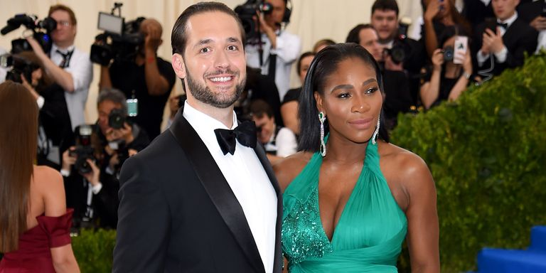 Serena Williams Husband Put Up Billboards To Welcome Her