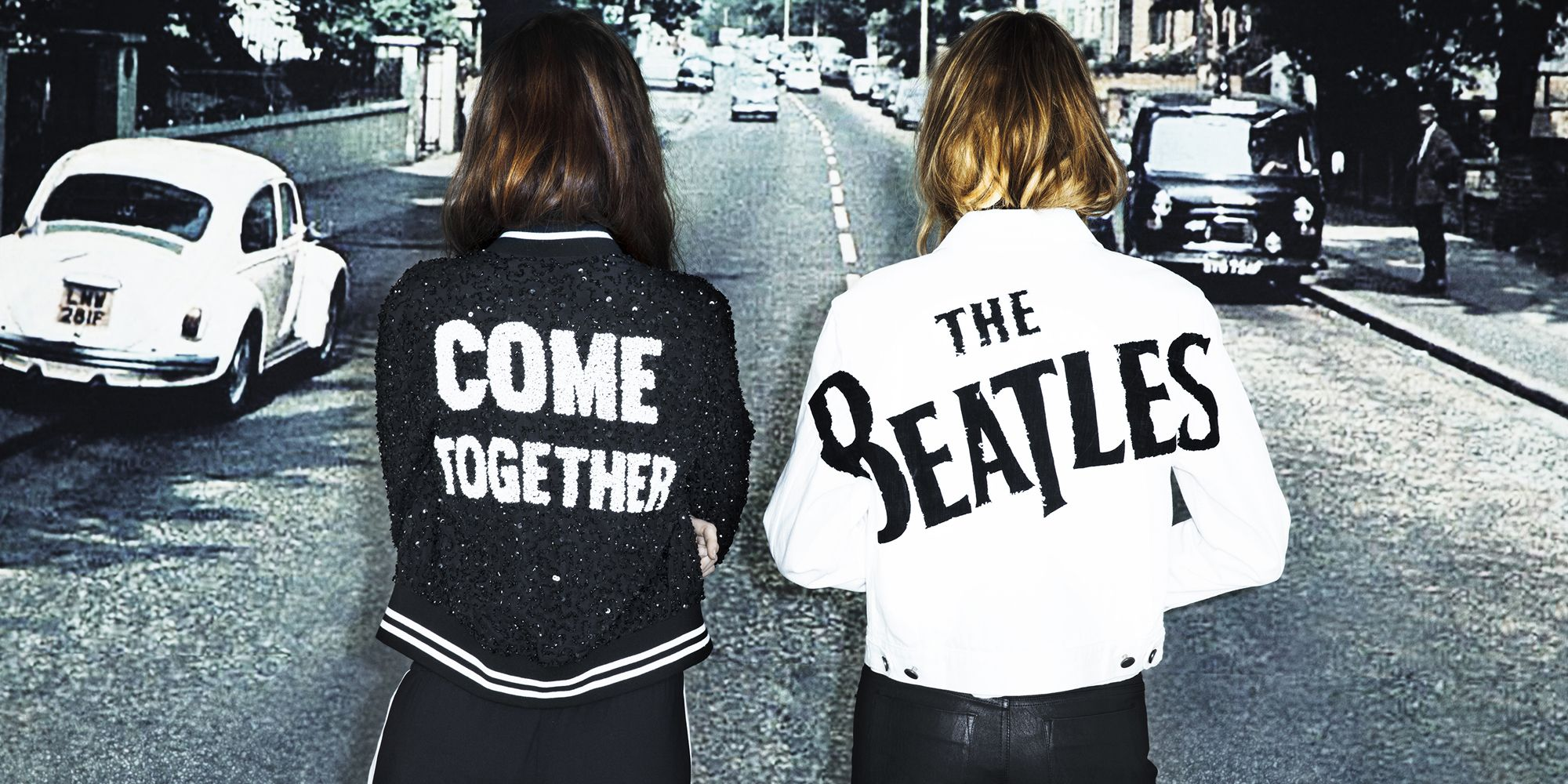 Alice Olivia Launches The Beatles Collection Alice Olivia