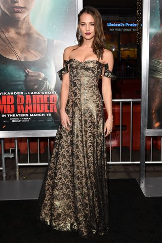 Alicia Vikander on 'The Glorias' Movie, Her Relationship