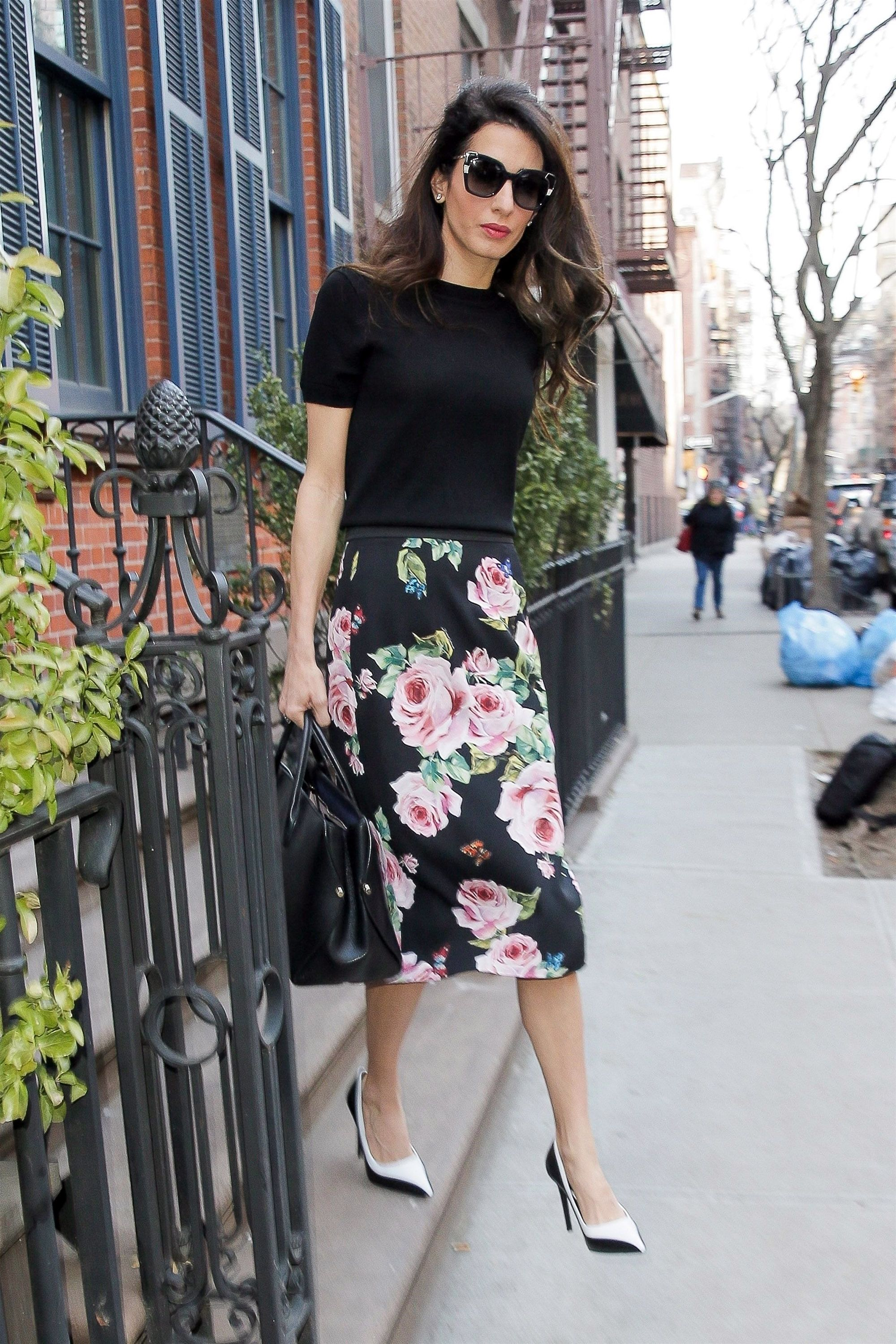 7268c49b86db Amal Clooney s Best Looks - Pictures of Amal Clooney s Top Fashion Moments