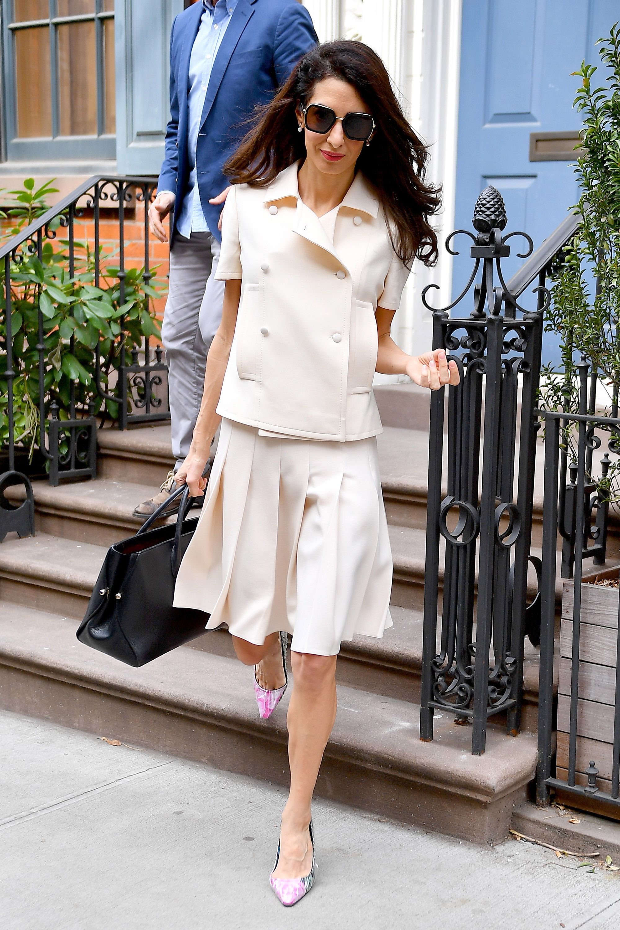 1981a29f8bf1 Amal Clooney's Best Looks - Pictures of Amal Clooney's Top Fashion Moments