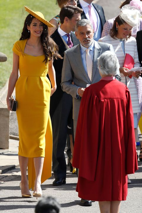 George and Amal Clooney at the Royal Wedding Hbz-amal-george-clooney2-1526723361