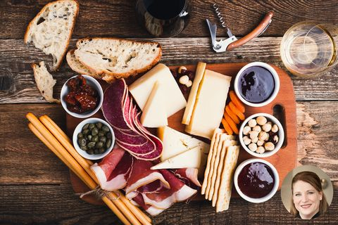 Food, Cuisine, Dish, Ingredient, Charcuterie, Brunch, Meal, Cold cut, Camembert Cheese, Cooking,