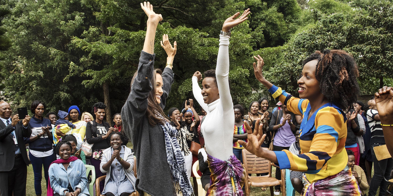 βγαίνω με μια γυναίκα από τη Ρουάντα
