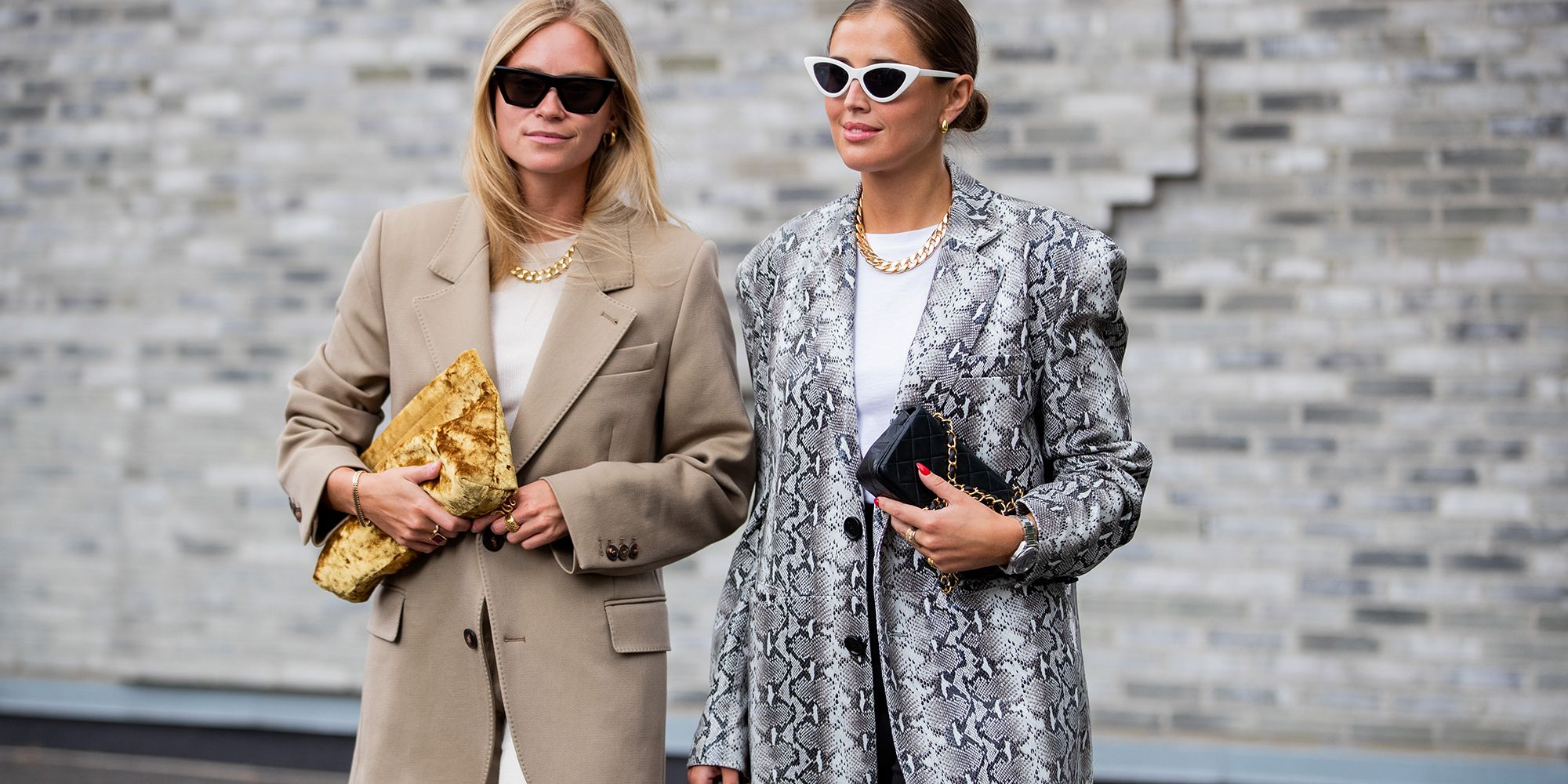 Animal Print Fashion Trend Fall 2018 Best Leopard and