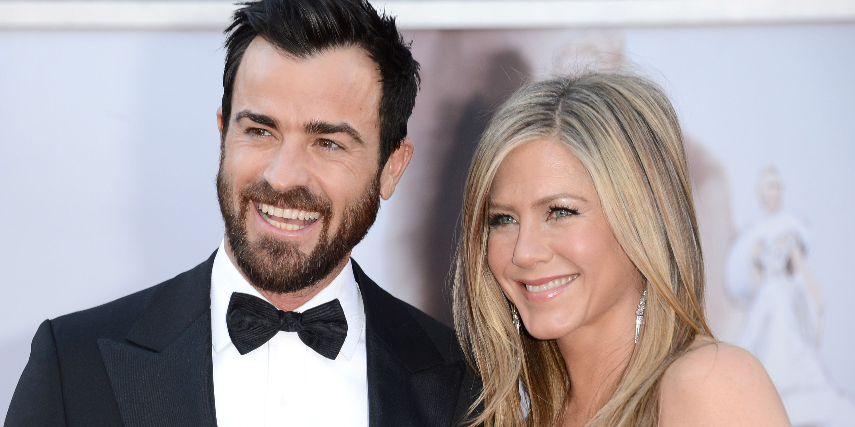 How long have jennifer aniston and justin theroux been dating