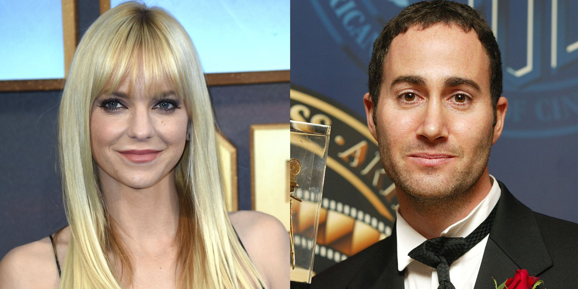 Anna Faris is dating a...