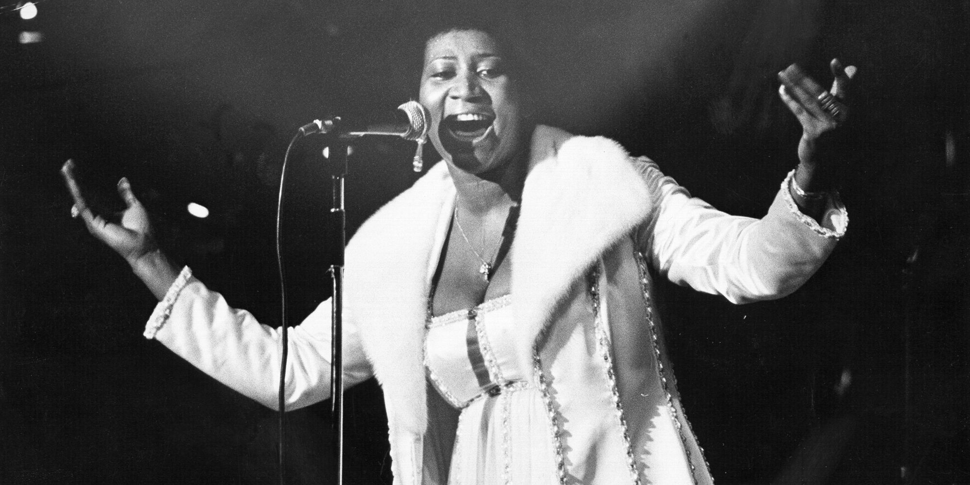 Aretha Franklins Life In Photos From Her Early Years To