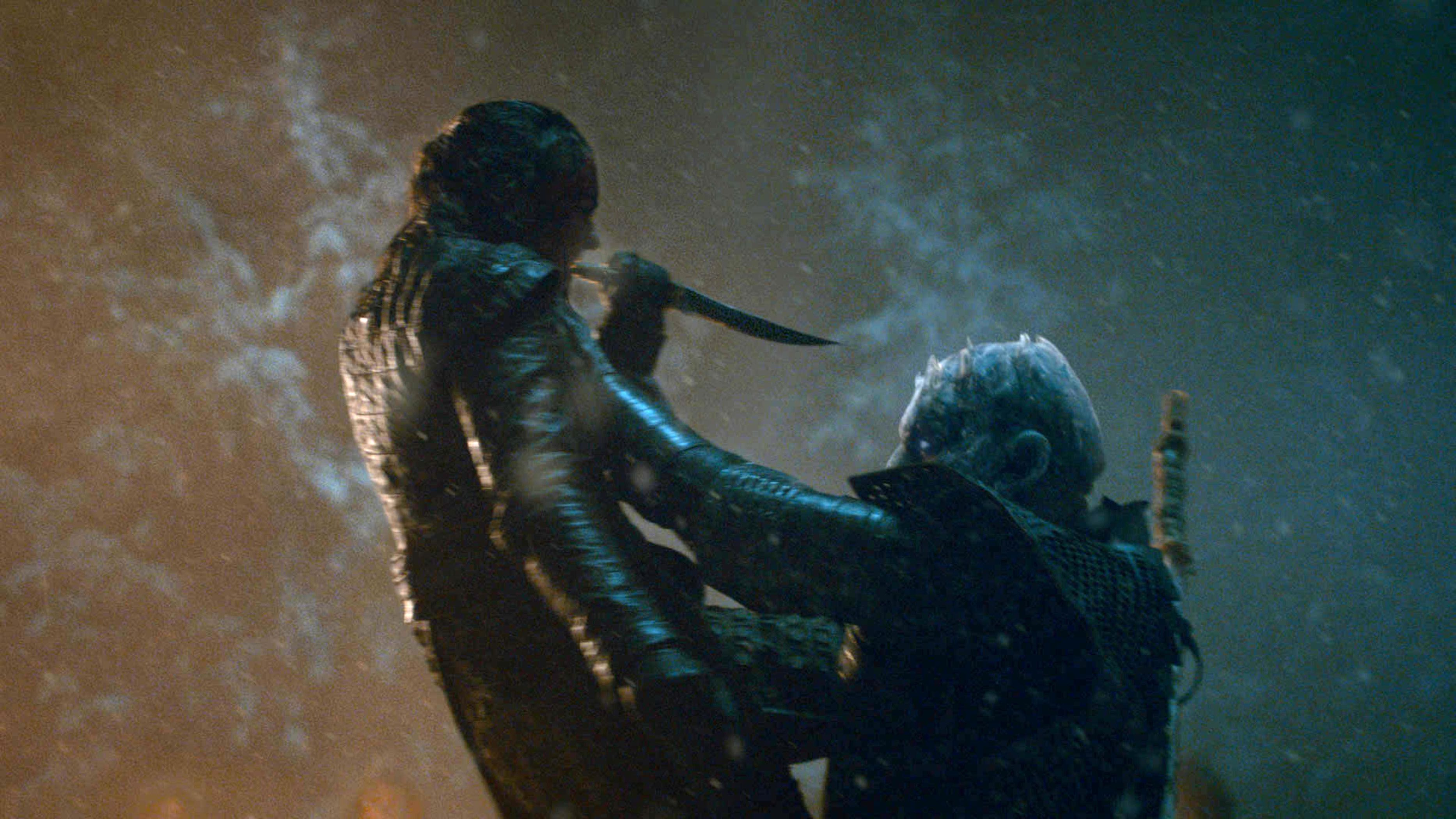 Arya Stark Is the Only Game of Thrones Character Who Could've Killed