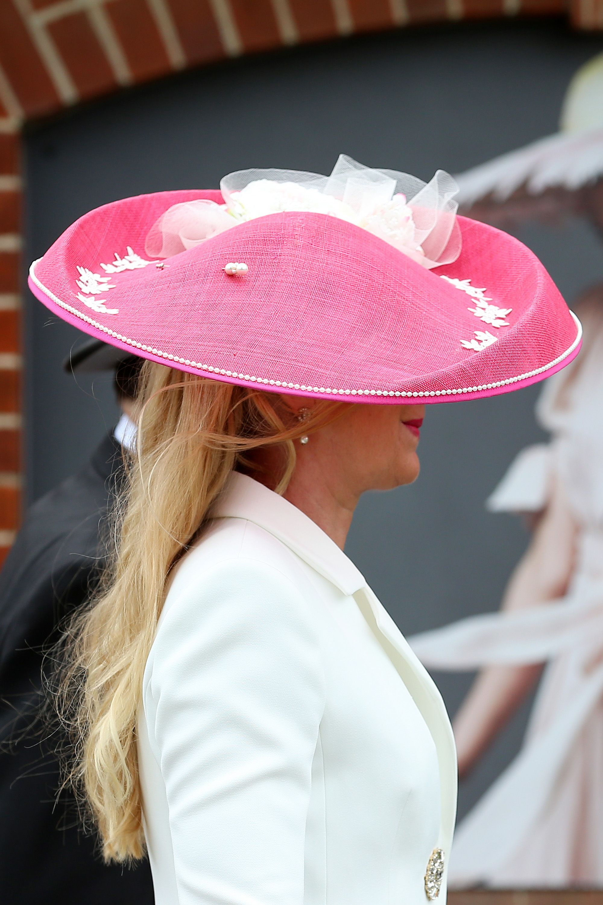 a9fac3a32e414 All the Hats Guests Wore to the Royal Ascot 2018 - Royal Hats