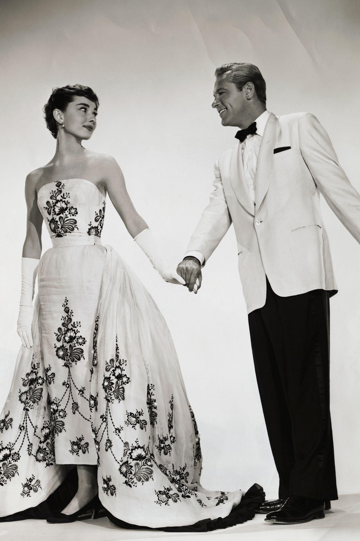 Hepburn And Givenchy Photos Hubert Audrey De In TZAwqTd