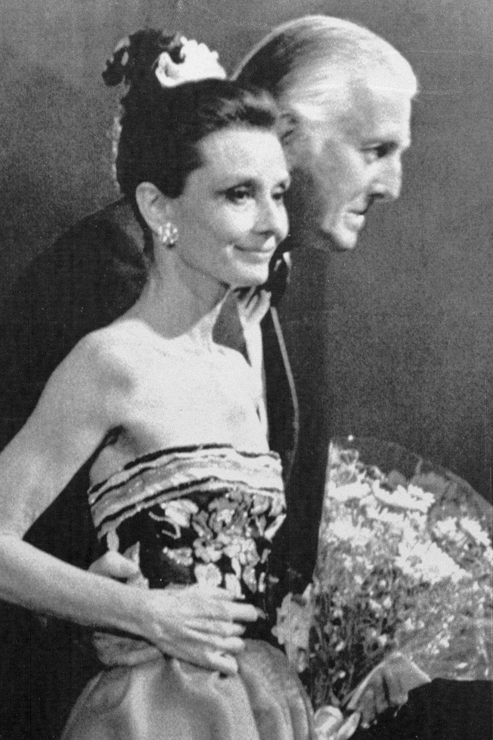 Audrey Hepburn And Hubert De Givenchy Photos Audrey Hepburn In