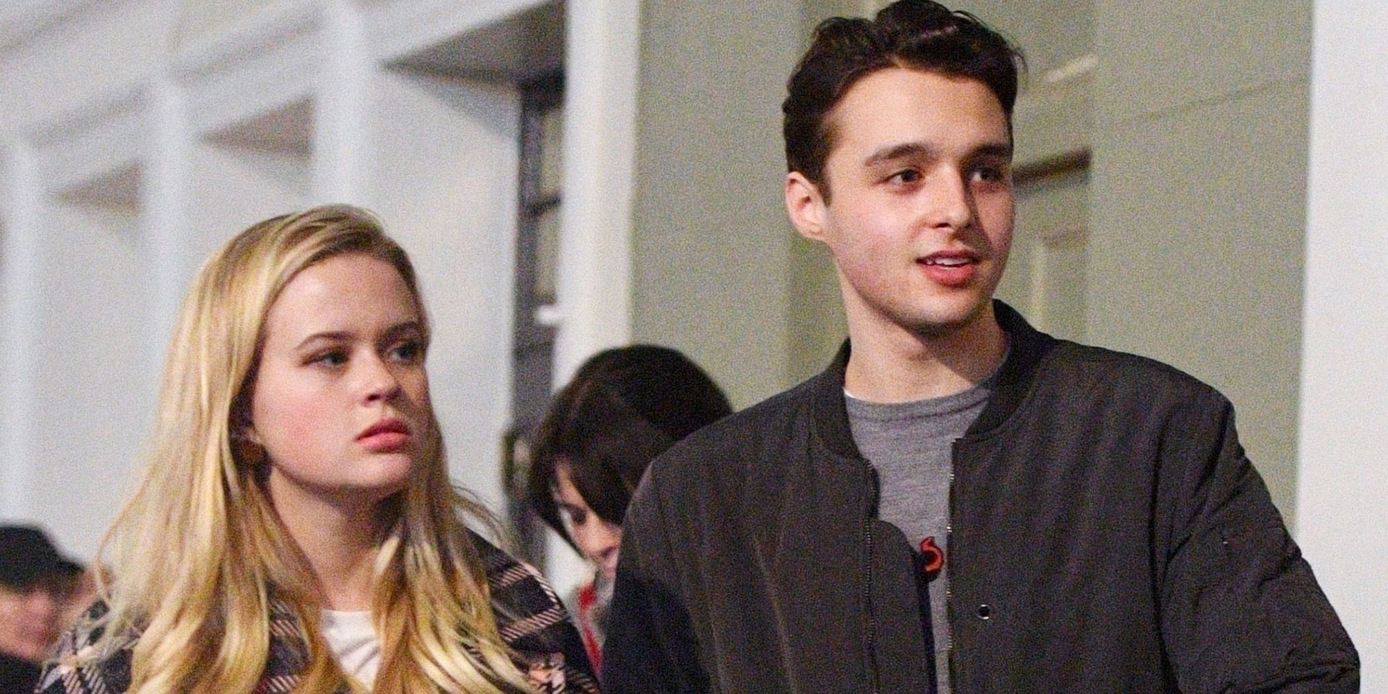 Reese Witherspoons Daughter And Paul McCartneys Grandson Have Drinks In London