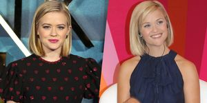 Reese Witherspoons Daughter And Paul McCartneys Grandson Have