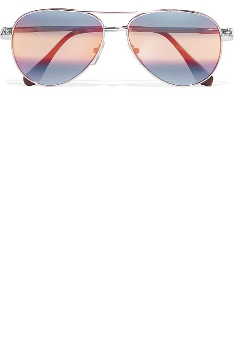 83f2640cc533 15 Best Aviator Sunglasses 2018 - Classic Aviators for Women to Wear ...