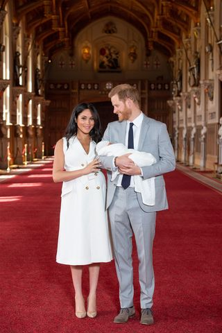 Why Royal Baby Archie Could Have a Prince Title Someday