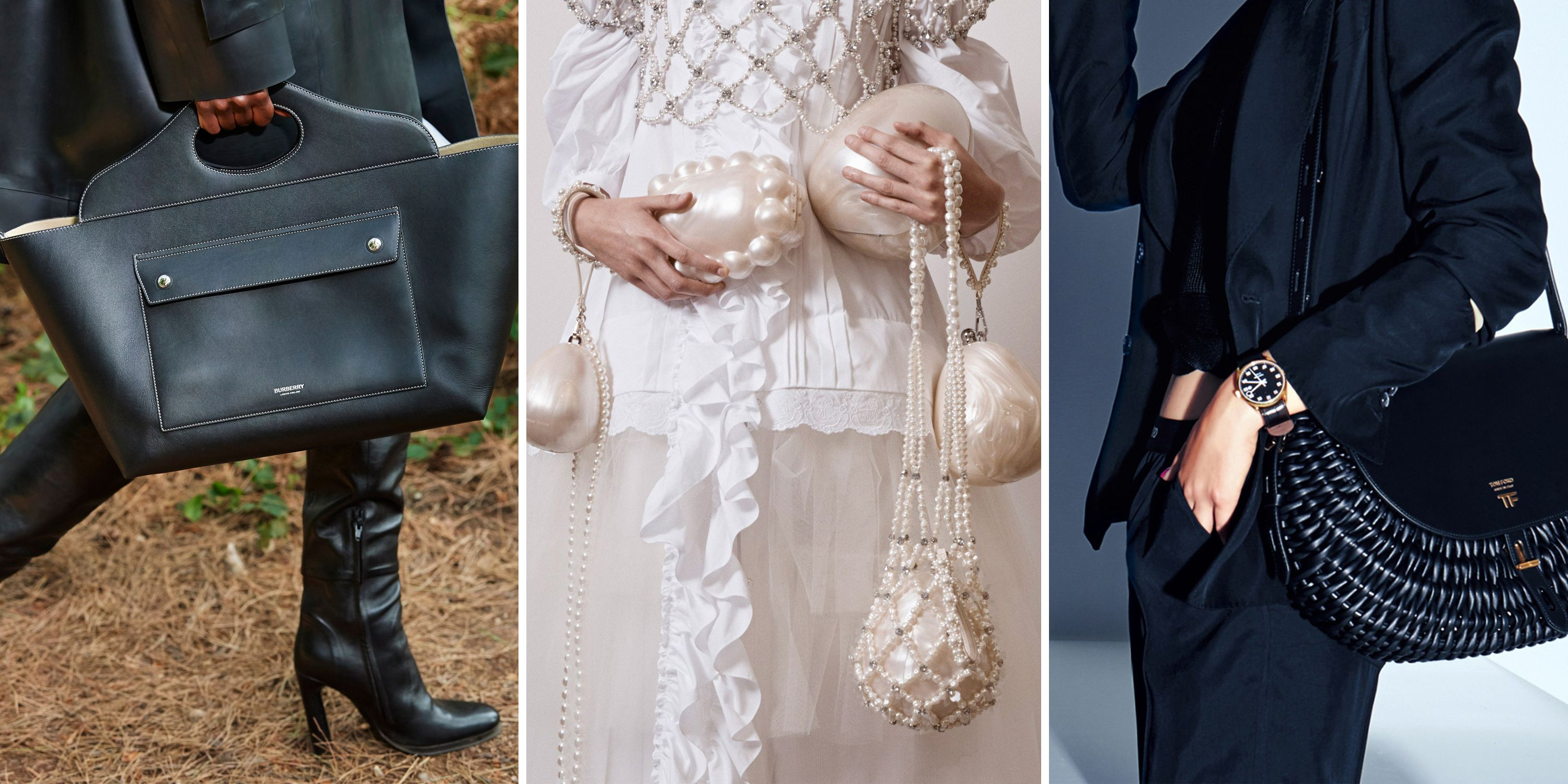 All the Best Bags from the Runways of New York, London, Milan, and Paris