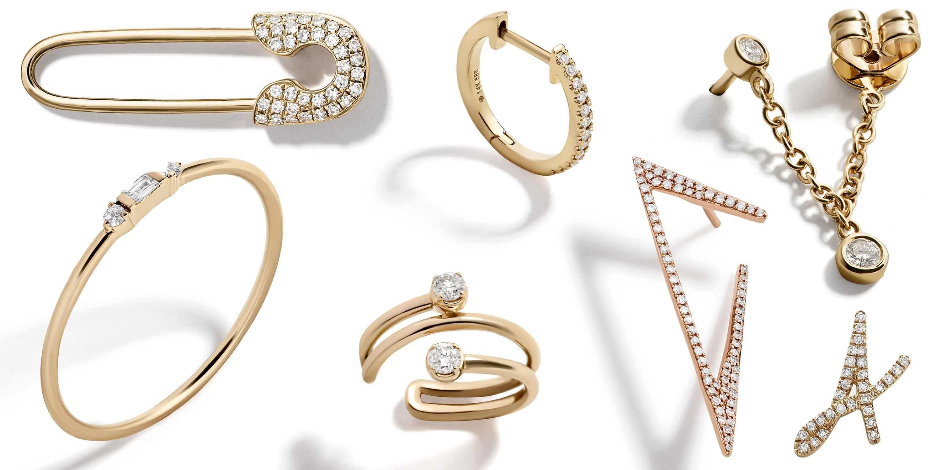 BaubleBar Launches Fine Jewelry—and It's Affordable