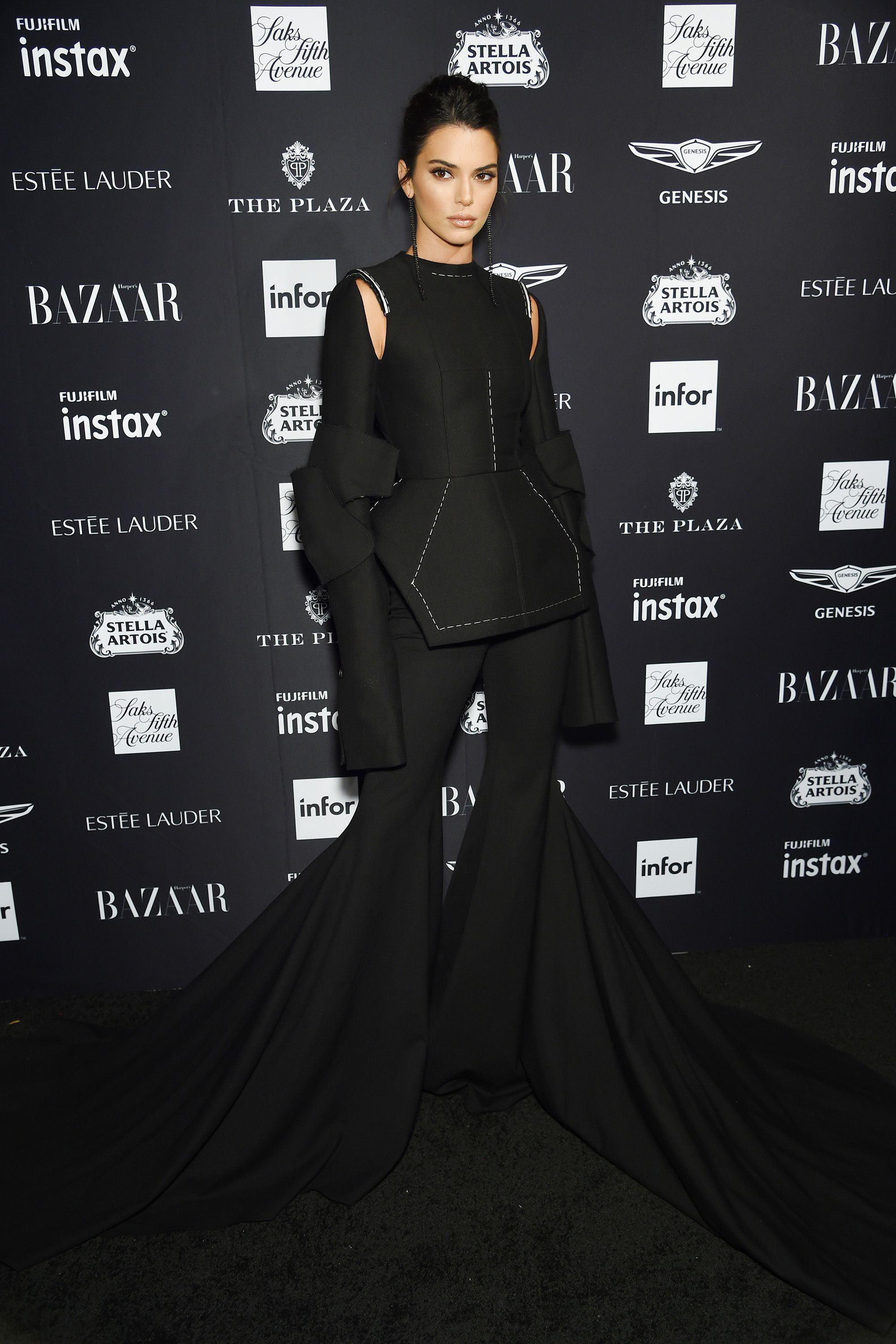 Harper S Bazaar Icons Party 2018 Celebrity Red Carpet Photos