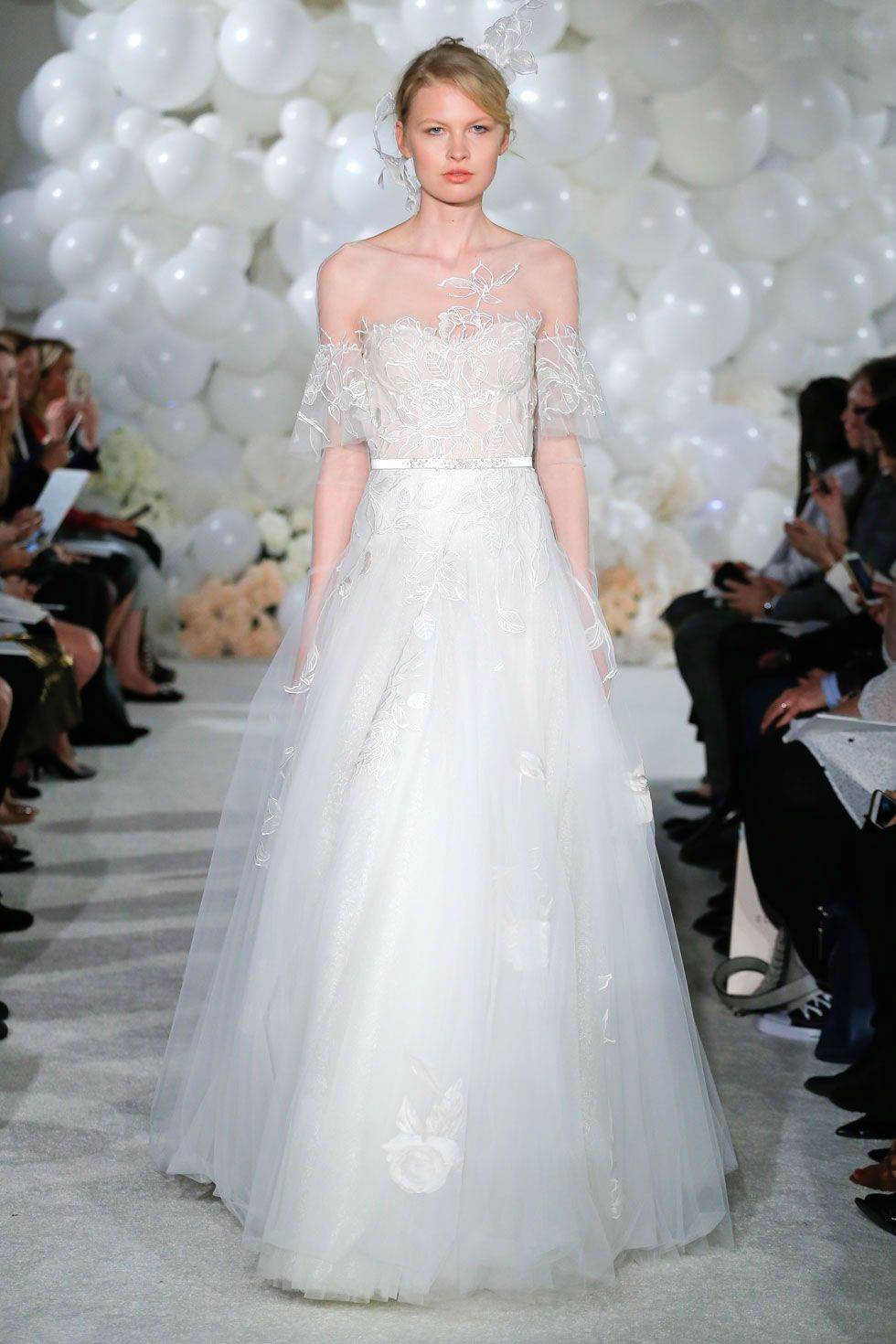 Caribbean wedding dress