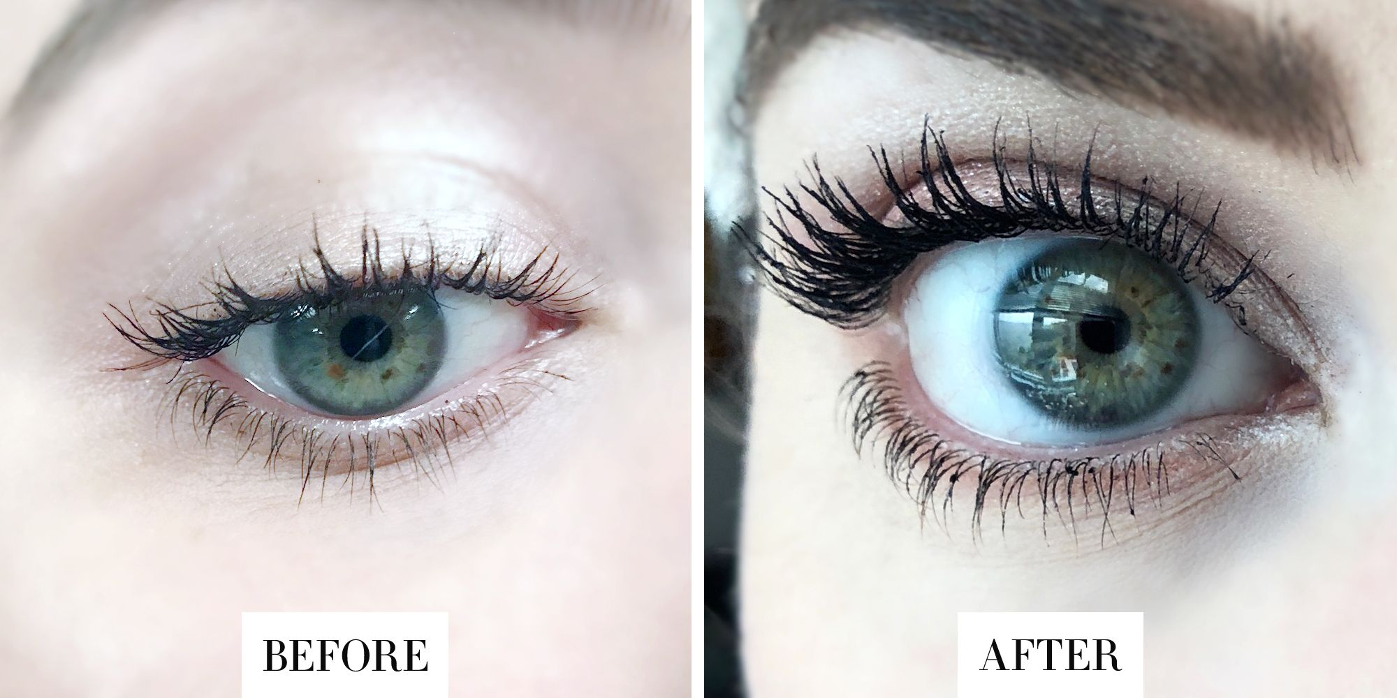 Drugstore Eyelash Growing Serum Before And After How To Grow Your