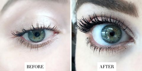 d51d3c09c28 Drugstore Eyelash Growing Serum Before and After- How to Grow Your ...