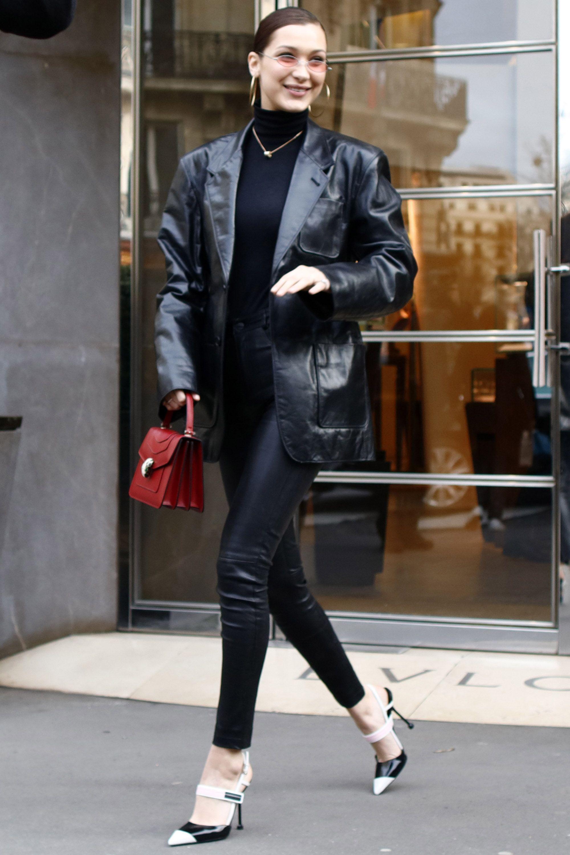efdd600b9f6 Bella Hadid Street Style - Bella Hadid s Hottest Looks