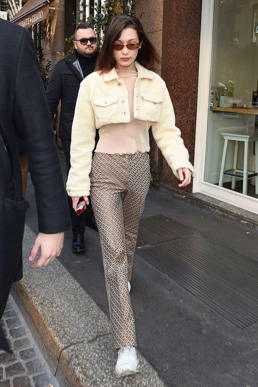 9f88f93858 Bella Hadid Street Style - Bella Hadid s Hottest Looks