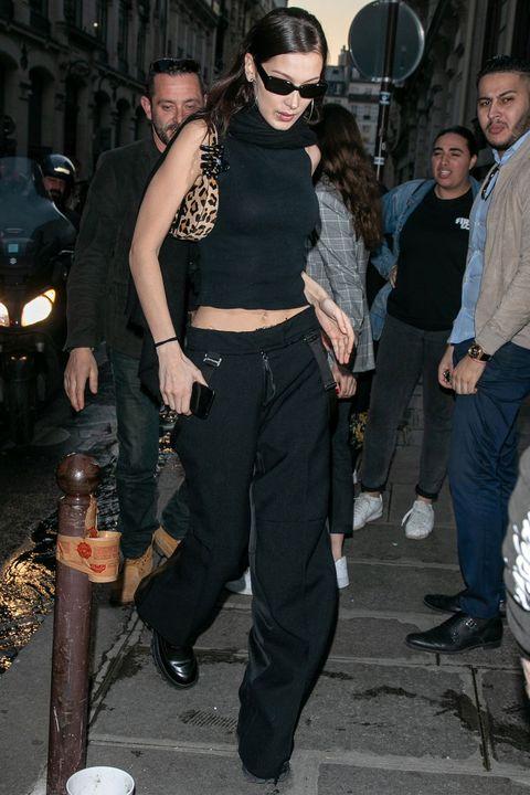 Bella Hadid Street Style - Bella Hadid s Hottest Looks 450fda21ef374