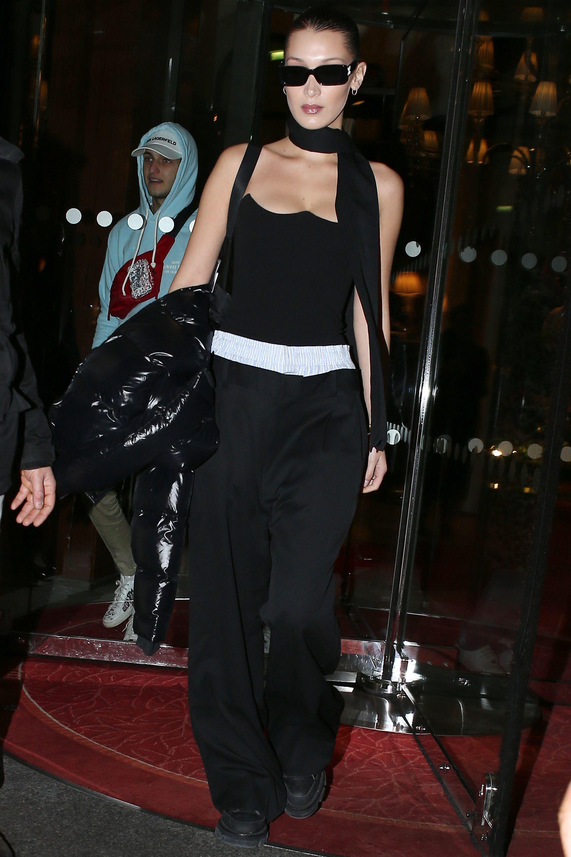 1c110f33b56d25 Bella Hadid Street Style - Bella Hadid s Hottest Looks