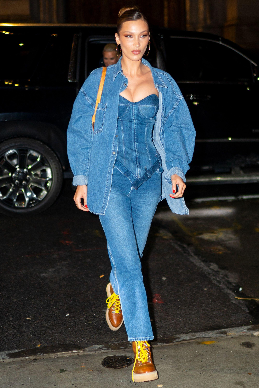 802efc2a40ac8 Bella Hadid Street Style - Bella Hadid's Hottest Looks