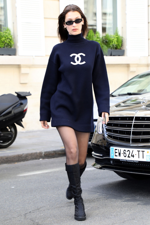 Hottest Street Hadid Looks Hadid's Bella Bella Style 8PNnXwO0k