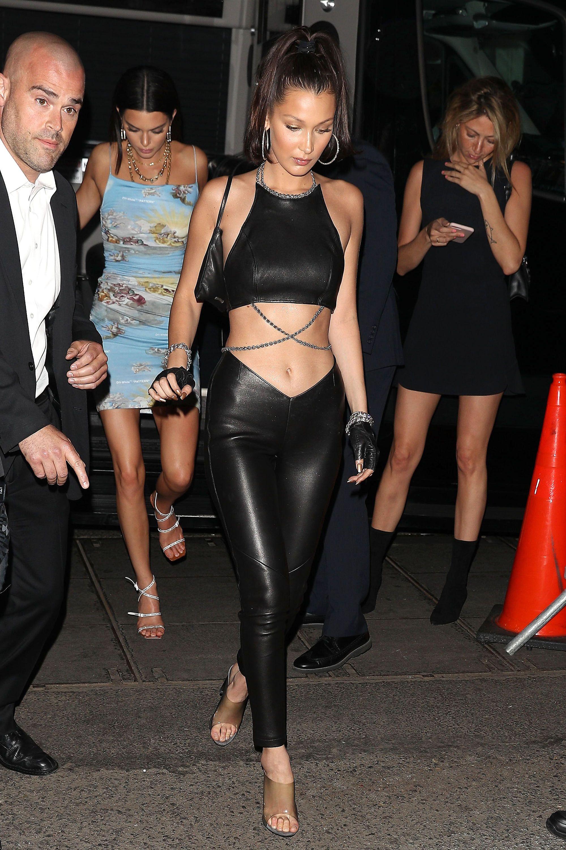 8bea460df9f03 Bella Hadid Street Style - Bella Hadid's Hottest Looks