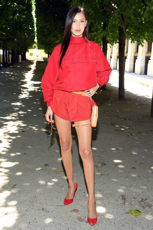 7f9b922f8d1 Bella Hadid Street Style - Bella Hadid s Hottest Looks