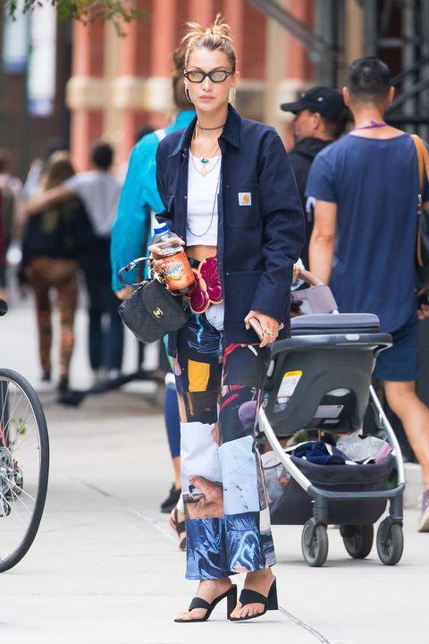 Celebrity Sightings In New York City - September 08, 2019