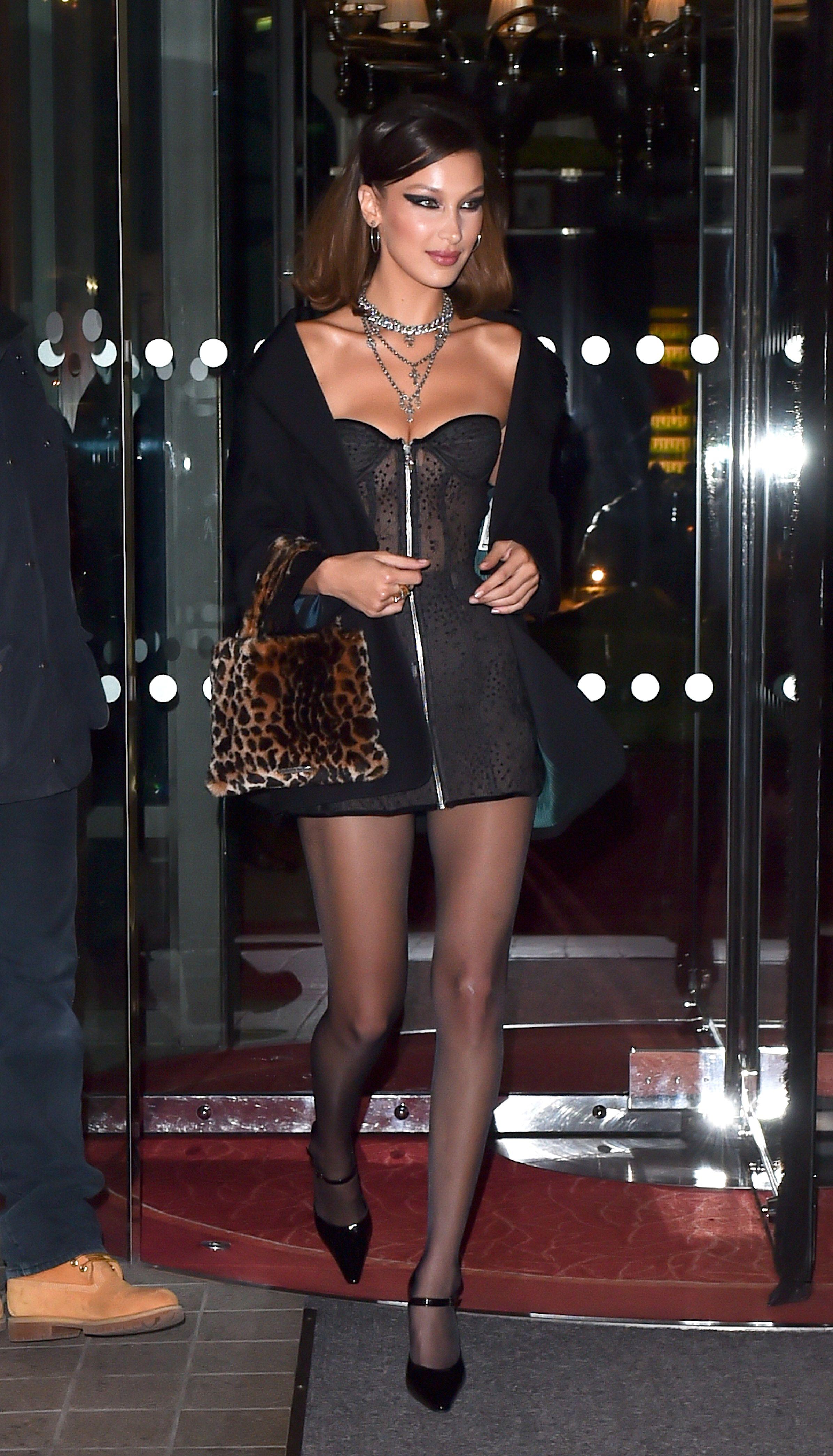 1d9a13dfc000 Bella Hadid Street Style - Bella Hadid s Hottest Looks