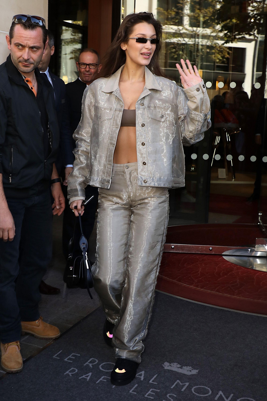 Bella Hadid Street Style Bella Hadids Hottest Looks