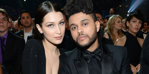 Bella Hadid and The Weeknd Went Instagram Official with ...