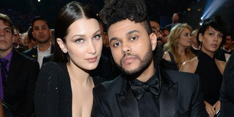 Weeknd And Bella Hadid